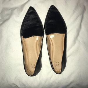 A New Day Pointed Toe Loafers